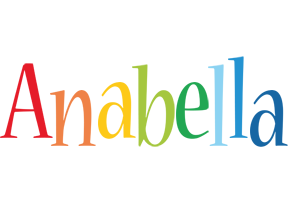 Anabella birthday logo
