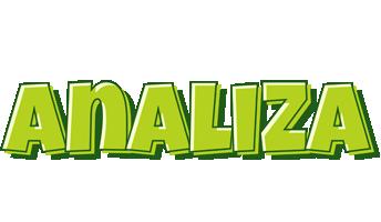 Analiza summer logo