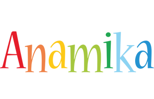 Anamika birthday logo