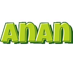 Anan summer logo
