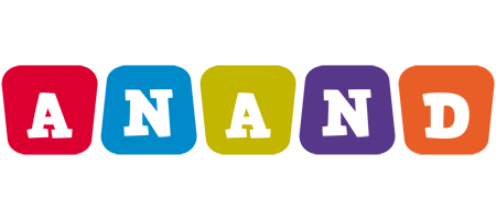 Anand kiddo logo