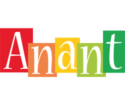 Anant colors logo