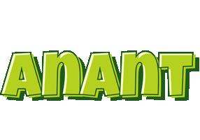 Anant summer logo