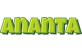 Ananta summer logo