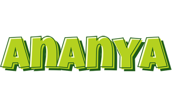 Ananya summer logo