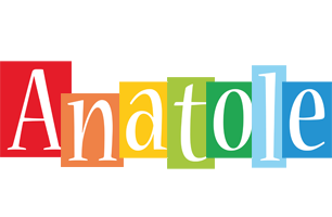 Anatole colors logo
