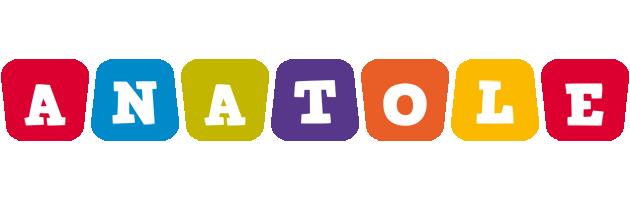 Anatole kiddo logo