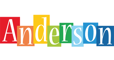 Anderson colors logo
