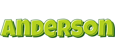 Anderson summer logo