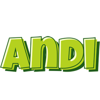 Andi summer logo