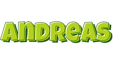 Andreas summer logo