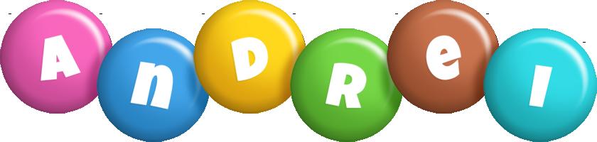 Andrei candy logo