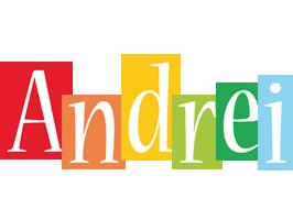 Andrei colors logo