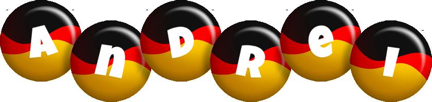 Andrei german logo