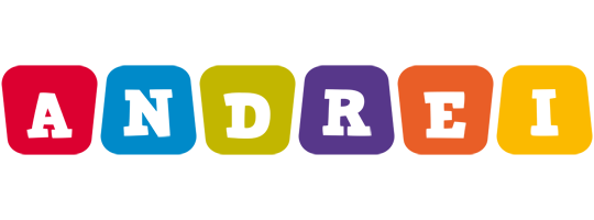 Andrei kiddo logo