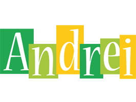 Andrei lemonade logo