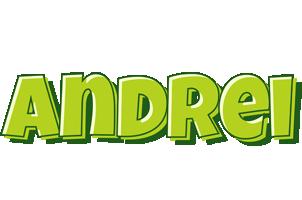 Andrei summer logo