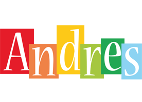 Andres colors logo