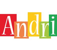 Andri colors logo