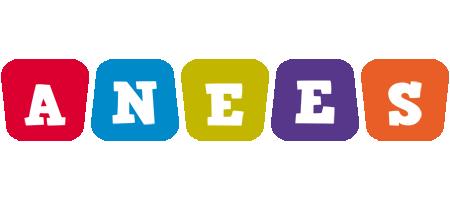 Anees kiddo logo