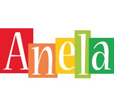 Anela colors logo