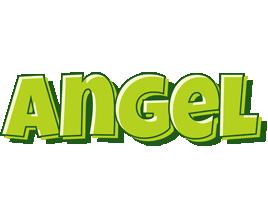 Angel summer logo
