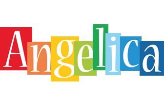 Angelica colors logo