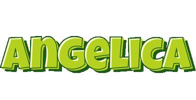 Angelica summer logo