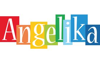 Angelika colors logo