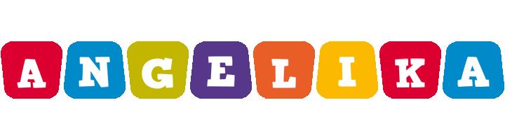 Angelika kiddo logo