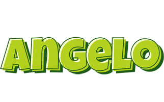 Angelo summer logo