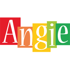 Angie colors logo