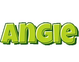 Angie summer logo