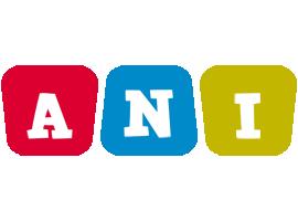 Ani kiddo logo