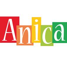Anica colors logo