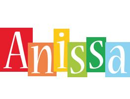 Anissa colors logo