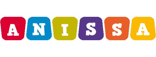 Anissa kiddo logo