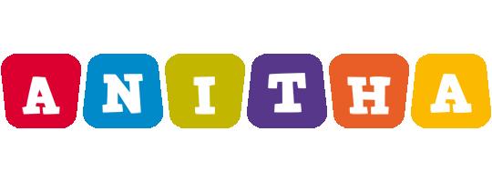 Anitha kiddo logo