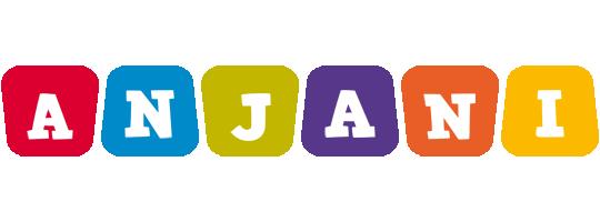 Anjani kiddo logo