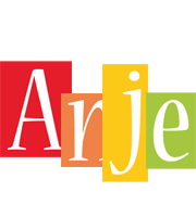 Anje colors logo