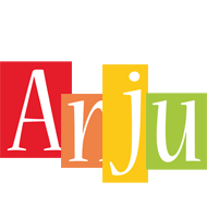 Anju colors logo