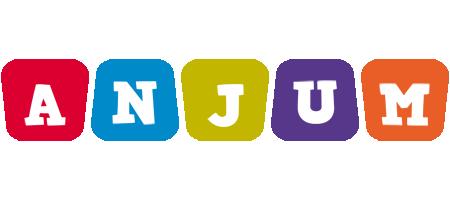 Anjum kiddo logo