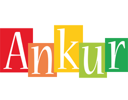 Ankur colors logo