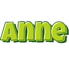 Anne summer logo