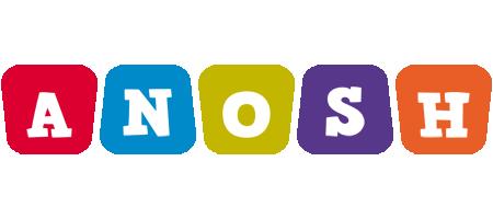 Anosh kiddo logo
