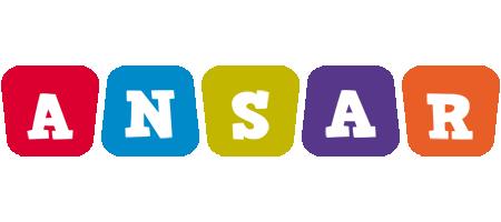 Ansar kiddo logo