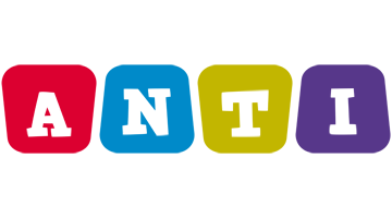 Anti kiddo logo
