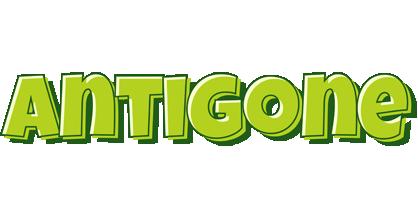 Antigone summer logo