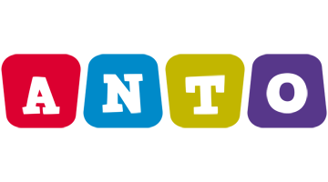 Anto kiddo logo