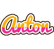 Anton smoothie logo